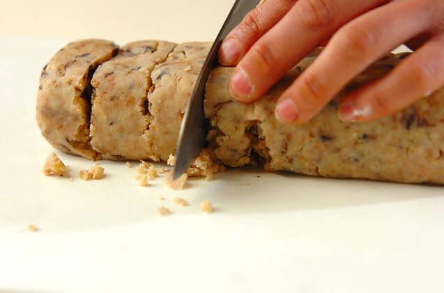 クルミとイチジクのソフトクッキー(卵・乳製品不使用)の作り方の手順10