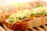 チーズトーストの作り方3