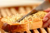 チーズトーストの作り方4