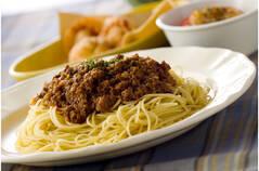 デミグラ缶で!絶品スパゲティーミートソース