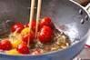 春キャベツのパスタの作り方の手順6