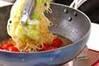 春キャベツのパスタの作り方の手順7