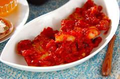 豚肉のトマトソース煮