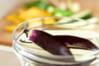 夏野菜のフリットの作り方の手順2