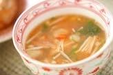 キムチみそスープ