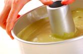 抹茶のシフォンケーキの作り方6