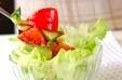 スパイシーサラダの作り方2