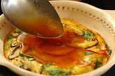 あんかけカニ卵風の作り方10