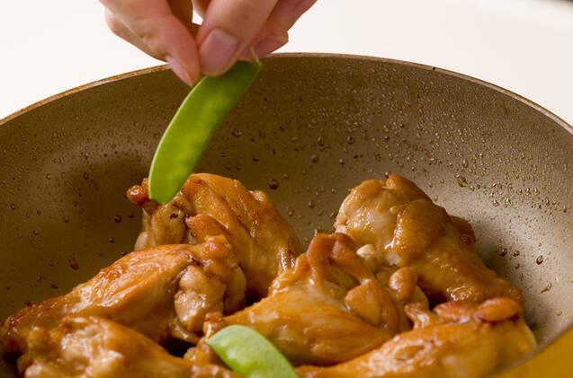 さっぱり食べやすい!手羽元の甘酢煮の作り方の手順4