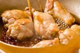 手羽元の甘酢煮の作り方3