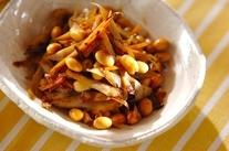 大豆の炒め煮