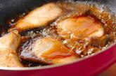 ブリのユズ照り焼きの作り方4