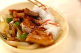 豚バラ肉の七味焼きの作り方9