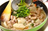 チキンのフリカッセの作り方4