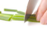 モヤシのゴマ和えの作り方1