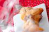 マーブル・ツリーケーキの作り方の手順