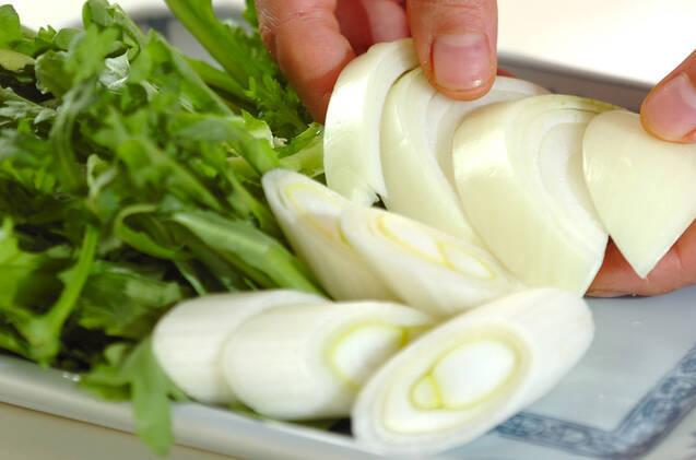 鶏肉のすき焼きの作り方の手順12