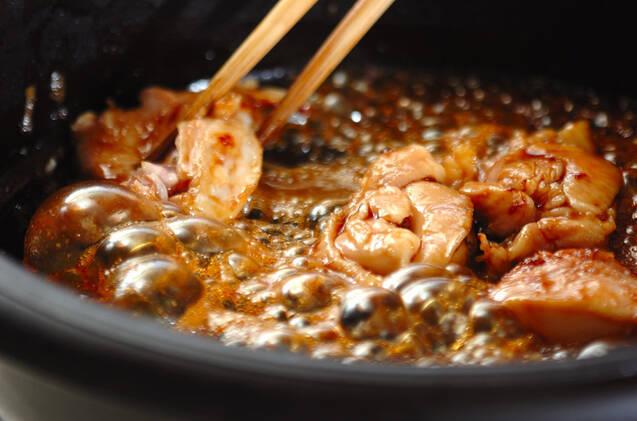 鶏肉のすき焼きの作り方の手順13