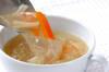タラのスープの作り方の手順8