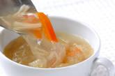 タラのスープの作り方8