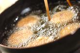 ソーセージのチーズフライの作り方2