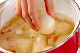 白みそのお雑煮の作り方2