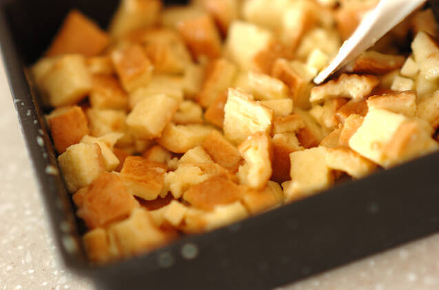 オーブンフレンチトーストの作り方の手順5