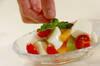 モッツァレラサラダの作り方の手順7