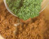 ほうれん草キーマカレーの作り方4