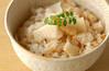 筍ご飯の作り方の手順