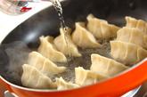 ヘルシーおから餃子の作り方3
