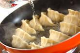 ヘルシーおから餃子の作り方4