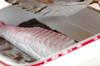 昆布〆鯛のカルパッチョの作り方の手順5