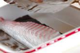昆布〆鯛のカルパッチョの作り方5