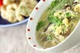 モヤシと卵のスープ