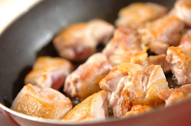 鶏肉と大根のオイスター煮の作り方の手順5
