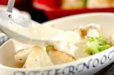 ホタテとイカのクリームチーズ焼きの作り方8