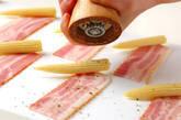 ベビーコーンベーコン焼きの作り方4