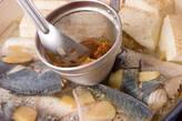 サバのみそ煮の作り方7