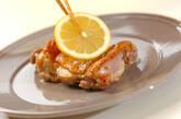 チキンソテーの作り方4