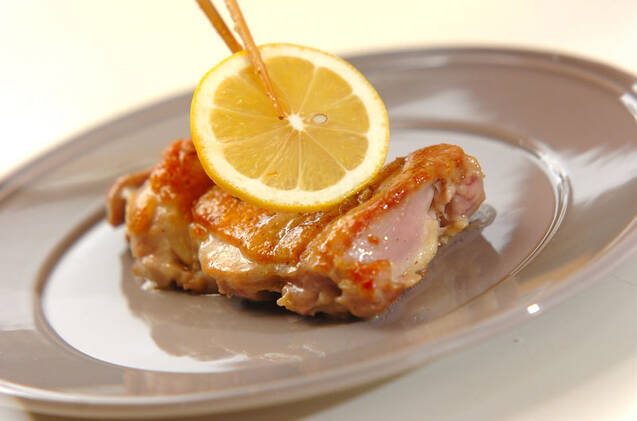 チキンソテーの作り方の手順4