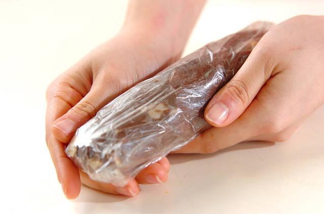 アーモンドクッキーの作り方の手順2
