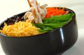 鶏飯風だしかけ丼弁当の作り方5