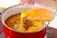 ウナギの柳川丼の作り方8
