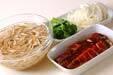 ウナギの柳川丼の下準備2