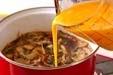 ウナギの柳川丼の作り方2