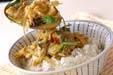 ウナギの柳川丼の作り方の手順9