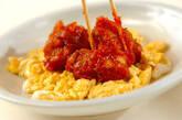 鶏唐揚げのチリ和えの作り方8