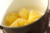 タラコ入りポテトサラダの作り方2