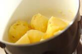 タラコ入りポテトサラダの作り方5